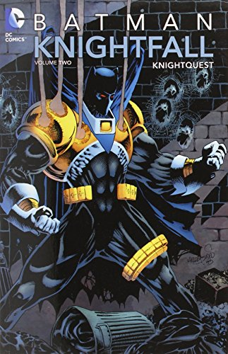 Batman Knightfall TP New Ed Vol 02 Knightquest by Graham Nolan (Artist), Various (Artist, Author), Chuck Dixon (25-May-2012) Paperback