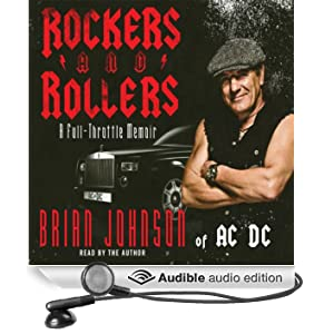 Rockers and Rollers: A Full Throttle Memoir from AC-DC's Legendary Frontman