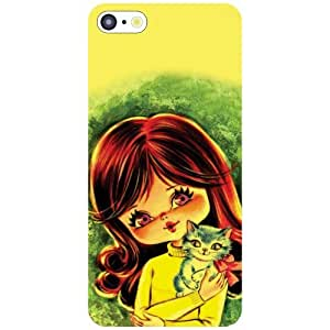 Printland Phone Cover For Apple iPhone 5C