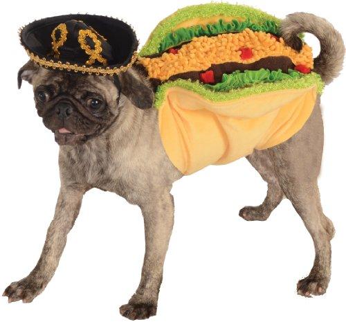 Pet Costume - Taco