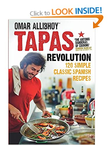 Tapas Revolution by Omar Allibhoy