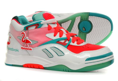 19f973e44ac9c1 Reebok Pump Court Victory II Miami Vice Mens Shoes very cheap and sale. I  urge it for you.