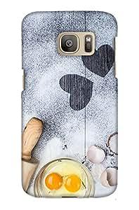 PrintHaat Designer Back Case Cover for Samsung Galaxy S7 :: Samsung Galaxy S7 Duos :: Samsung Galaxy S7 G930F G930 G930Fd