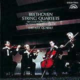 ベートーヴェン:弦楽四重奏曲第12番/第14番