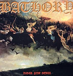 Blood Fire Death [Vinyl LP]