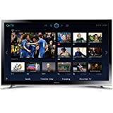 Samsung UE22H5600 22-inch Widescreen Full HD 1080p Slim Smart LED TV with Built In Wi-Fi and Freeview HD - Black