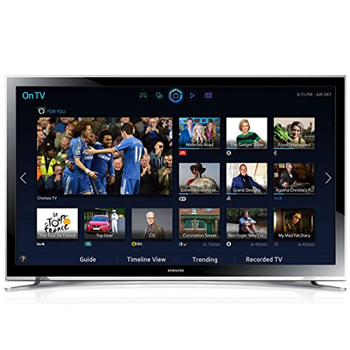 Samsung UE22H5600 22-inch Widescreen Full HD 1080p Slim Smart LED TV with Built In Wi-Fi and Freeview HD - Black (Samsung 22 Led Tv compare prices)