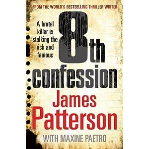 [Rezension] 8th confession – James Patterson