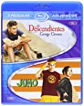 Los descendientes + Juno [Blu-ray]