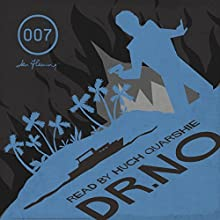 Dr. No (with Interview) Audiobook by Ian Fleming Narrated by Hugh Quarshie