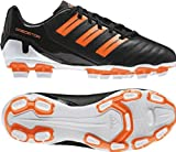 Adidas Predator Absolion TRX FG Youth Soccer Cleats (Black/Warning/White) (2)