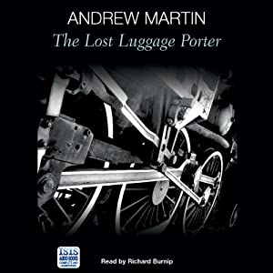 The Lost Luggage Porter Audiobook
