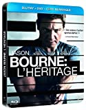 Jason Bourne : L'H�ritage [Edition Limit�e - Boitier M�tal - DVD + Blu-Ray + Copie Digitale]