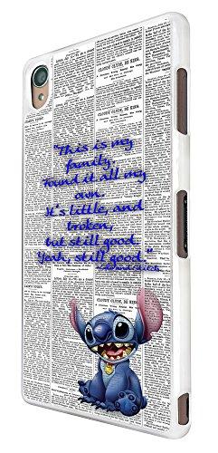 458 - ohana Quote ohana this is my family Design für Alle Sony Xperia Z / Sony Xperia Z1 / Sony Xperia Z2 / Sony Xperia Z3 / Sony Xperia Z4 / Sony Xperia Z1 Compact / Sony Xperia Z2 Compact / Sony Xperia Z3 Compact / Sony Xperia Z4 Compact / Sony Xperia M2 / Sony Xperia M4 Fashion Trend Hülle Schutzhülle Case Cover Metall und Kunststoff - Bitte wählen Sie Ihr Telefonmodell und Farbe aus der Dropbox
