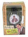 公式ミスタービーン、奇抜なネクタイ腕時計(女性用)/ Mr. Bean Wacky Tie Watch (Lady's)