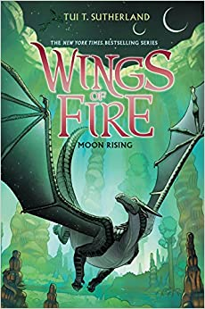 Wings of fire comic book 4