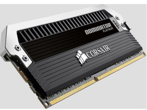 Corsair Dominator Platinum 16Gb (4X4Gb) Ddr3 1866 Mhz (Pc3 15000) Desktop Memory (Cmd16Gx3M4A1866C9)