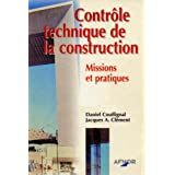 Controle technique de la construction