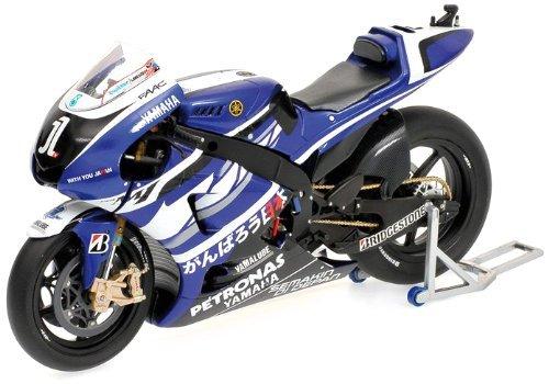 Minichamps 122113001 - Yamaha YZR-M1 - Jorge Lorenzo, Moto GP, Maßstab: 1:12 by Minichamps
