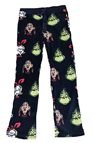 How The Grinch Stole Christmas Max Graphic Lounge Sleep Pants