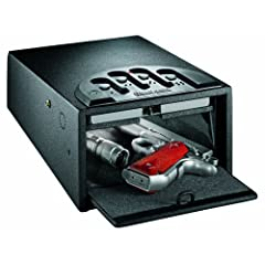 Buy Gunvault GV1000D Mini Vault Deluxe Gun Safe by GunVault