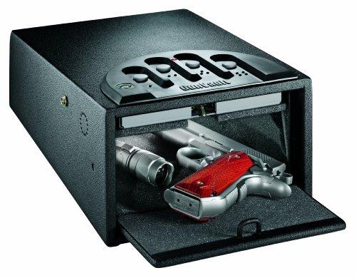 Gunvault GV1000D Mini Vault Deluxe Gun Safe