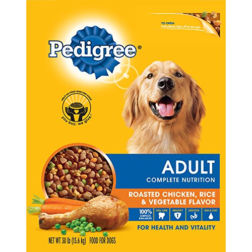 Pedigree Chicken And Rice Canned Dog Food Review