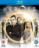 Heroes Season 3 [Blu-ray] [Region Free]