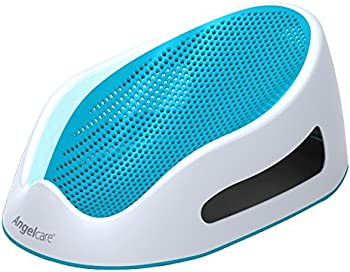 Angelcare Bath Support for Babies (Aqua/White)