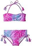 Billabong Big Girls' We Love The Wild Bikini, Multi, 8