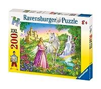 Prinzessin mit Pferd - 200 Teile XXL Puzzle von Ravensburger