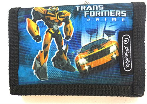 Purse Transformers Black/yellow for Children