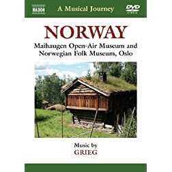 Musical Journey: Norway - Maihaugen Open-Air Museum and Norwegian Folk Museum, Oslo