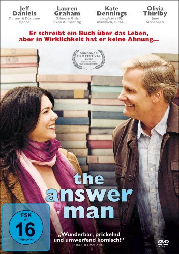 The Answer Man - Der göttliche Mr. Faber (DVD)