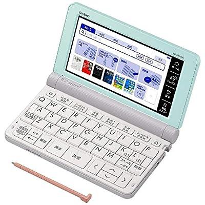カシオ Casio 電子辞書 エクスワード 高校生モデル Xd-sr4800gn グリーン 215コンテンツ