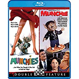 Munchies / Munchie [Blu-ray]