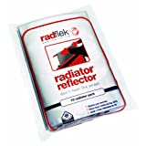 Radflek Radiator Reflectors (5 Sheets, Fits 5-10 Radiators)by Radflek