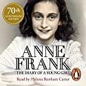 Diary of a Young Girl (       UNABRIDGED) by Anne Frank Narrated by Helena Bonham Carter
