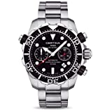 Certina DS Action Diver Chronograph Automatic Black Dial Stainless Steel Mens Watch C013.427.11.051.00 (Color: Black)