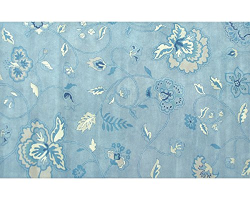 The Rug Market Providence Floral Area Rug  Size 5'x8'