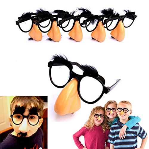 Dazzling-Toys-Nose-Eyebrows-Mustache-Glasses-Pack-of-6-Sets