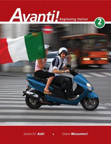 Avanti! Audio Program (Italian Edition)