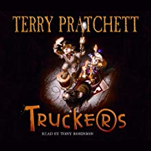 Truckers: Bromeliad, Book 1 (       UNABRIDGED) by Terry Pratchett Narrated by Stephen Briggs