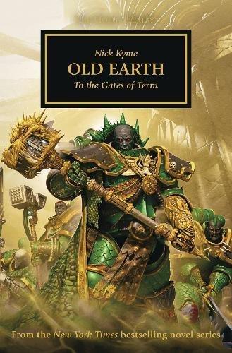 Libro : Old Earth (The Horus Heresy) [+Peso($35.00 c/100gr)] (US.AZ.12.38-0-1784967122.387)
