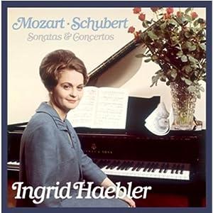 イングリット・ヘブラー - Ingrid Haebler