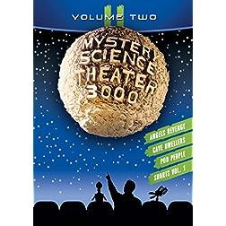 Mystery Science Theater 3000: Volume II
