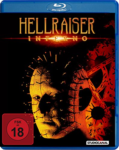 Hellraiser 5 - Inferno [Blu-ray]