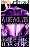 Werewolves of New York: Dontae: A Werewolf Shifter Romance (Werewolves of... Book 4)