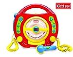 Kids Portable Sing Along CD, MP3 & US...