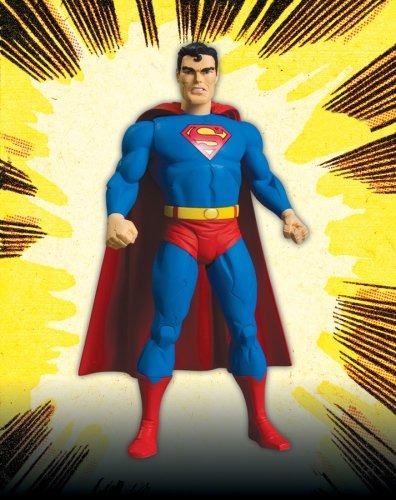 Picture of DC Comics New Gods Series 2 Superman Action Figure (B001DXDF2I) (Superman Action Figures)